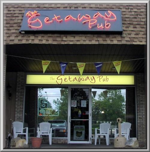 The Getaway Pub